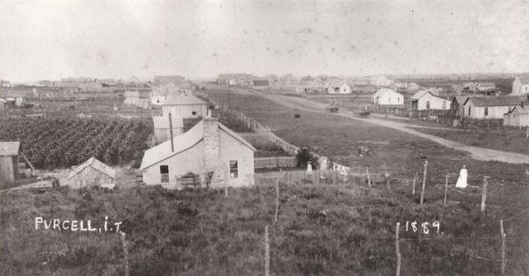 Purcell Residential Area 1889